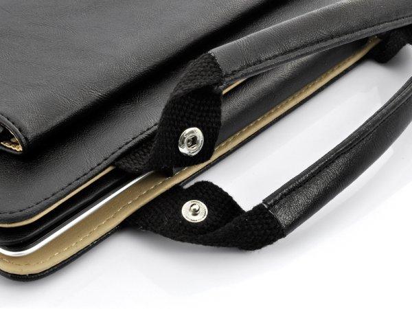 Briefcase for iPad 2New iPad – Extra Pocket