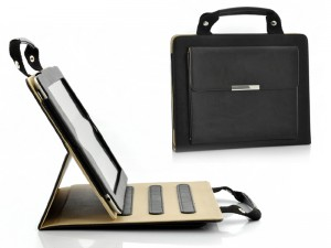 Briefcase for iPad 2New iPad – Extra Pocket