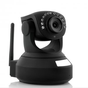 Wireless IP Camera with (Micro SD Card Recording
