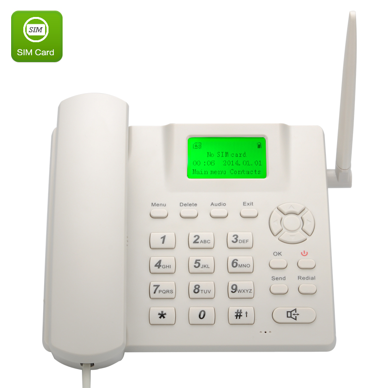 product fixed phone button desk wireless senior big