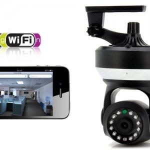 Wireless Wi-Fi IP Camera