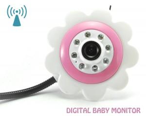 Baby Monitor – Night Vision