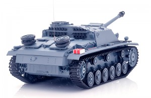 RC Tank with Infrared Battle System