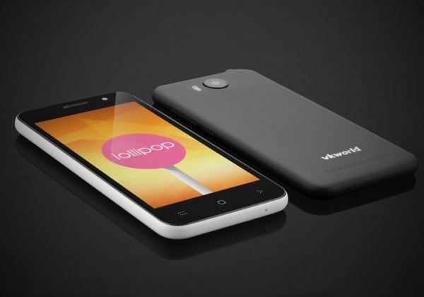 Android 5.0 Smartphone – 4.5 Inch 854×480 Screen