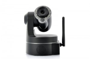 PAN & TILT IP Camera with Motion Detection