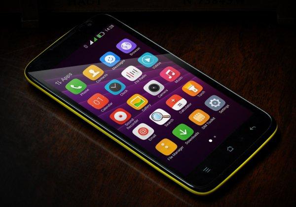 5 Inch Smartphone – Octa core CPU