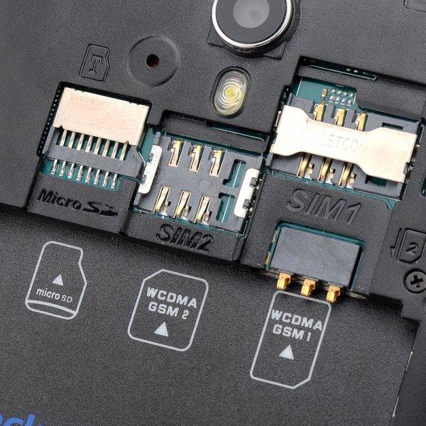 5 Inch 720p IPS screen, Octa core CPU