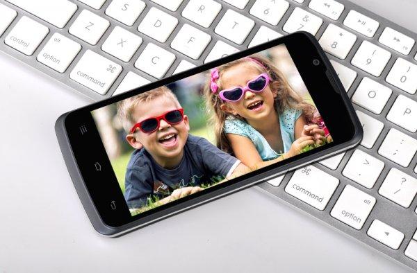Dual Core Phone – 4.5 Inch 960×540 Capacitive Screen