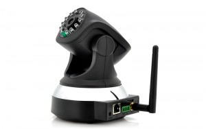 Wireless Wi-Fi IP Camera