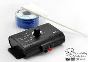 Electronic pet dog fencing system-set