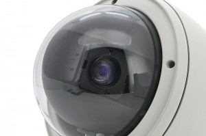 PTZ Speed Dome IP Security Camera