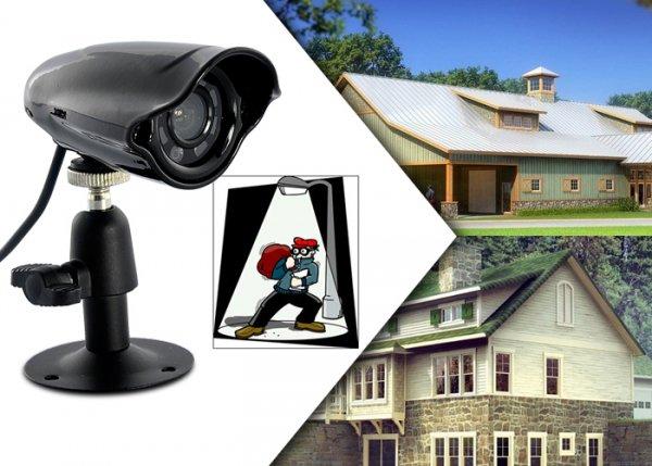 Mini Weatherproof Sony CCD Camera