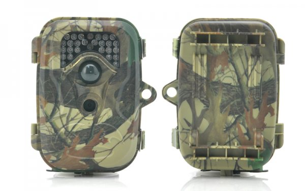 Hunting & Game Camera With Rechargable Battery