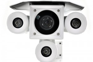 Outdoor Weatherproof CCTV Camera