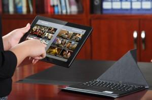 Windows 8.1 Pro, 10.1 Inch Retina Tablet PC