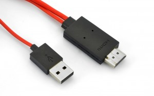 Samsung Galaxy S3 -HDMI Cable for USB Charging