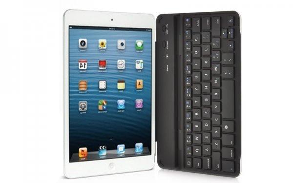 Magnetic Ultra-Thin Bluetooth iPad Mini Keyboard