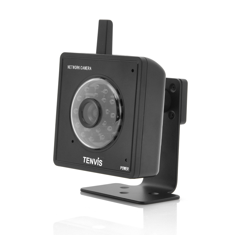 Tenvis Mini Wifi Ip Security Camera With 640x480 Resoloution