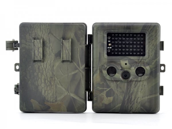 Game Camera - 720p HD, PIR Motion Detection, Powerful Night Vision