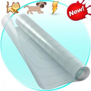 Pet training shock mat