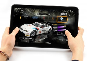 10.1 Inch Quad Core Tablet – A33 CPU
