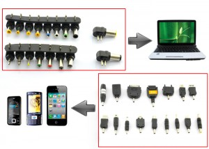 High Capacity Solar Charger and Battery with Flashlight (11200mAh)