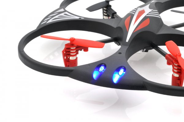 RC Quad Copter with 50 Meter Range