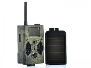 Game Hunting Camera With Solar Panel 1440×1080
