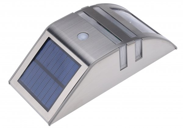 outdoor solar led panel motion detection