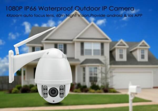 IP66 Outdoor IP