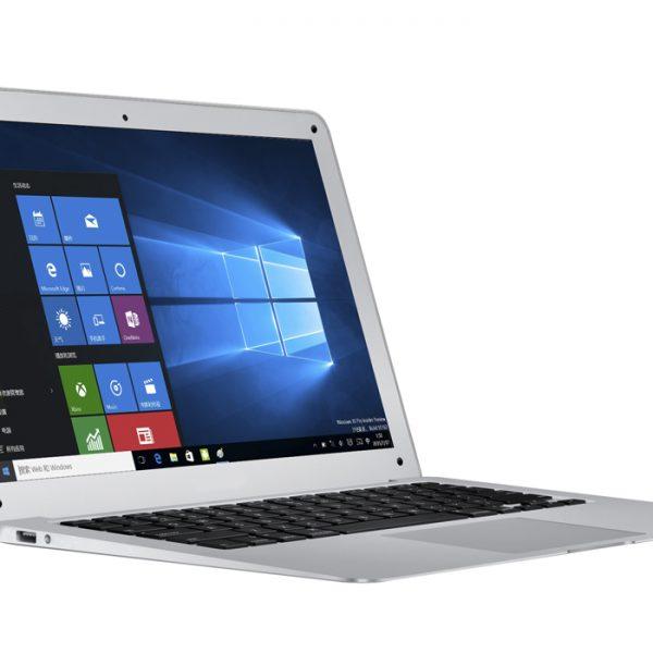 laptop on