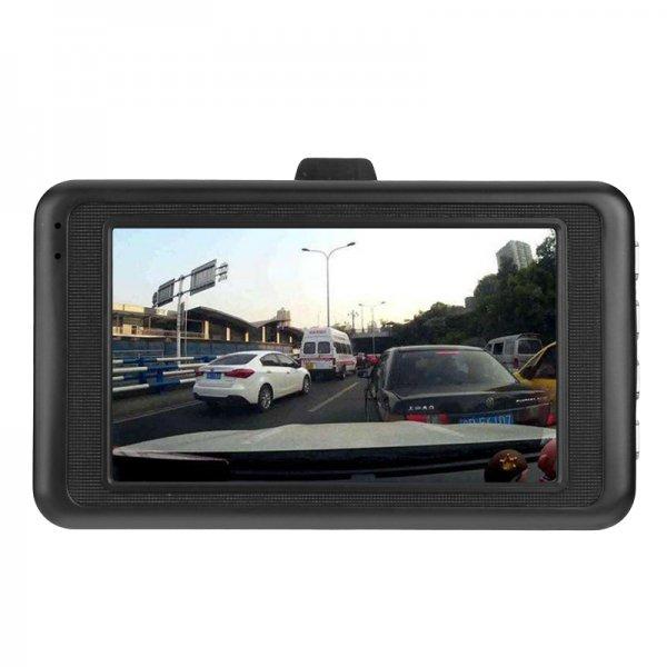 display of a camera