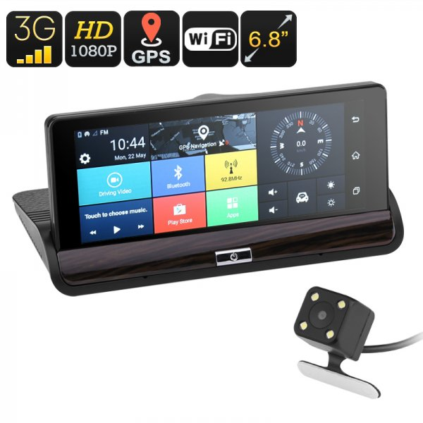 android car DVR system specifications