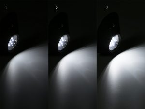 LED Light three pictures