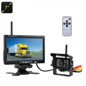 rearview parking camera and monitor