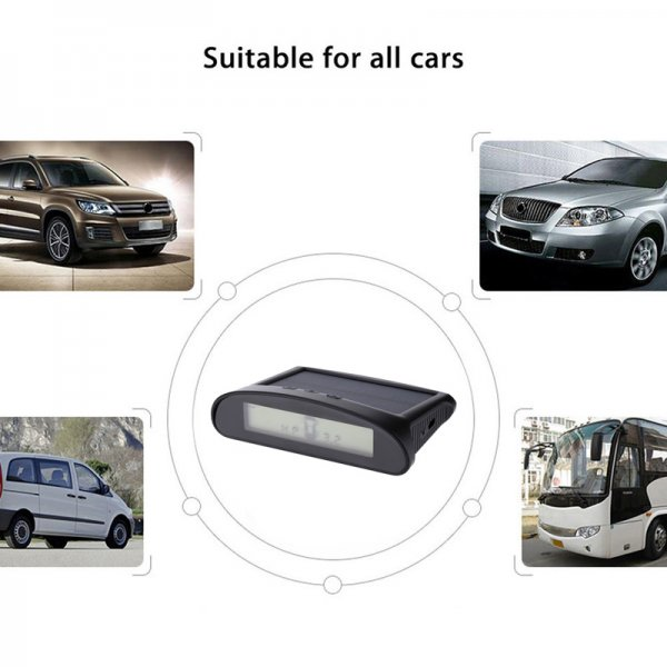 tyre pressure monitoring system with car photos