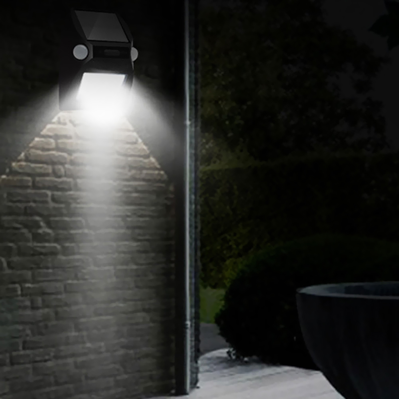Outdoor Led Light Ip65 Waterproof Pir Sensor Cts Systems