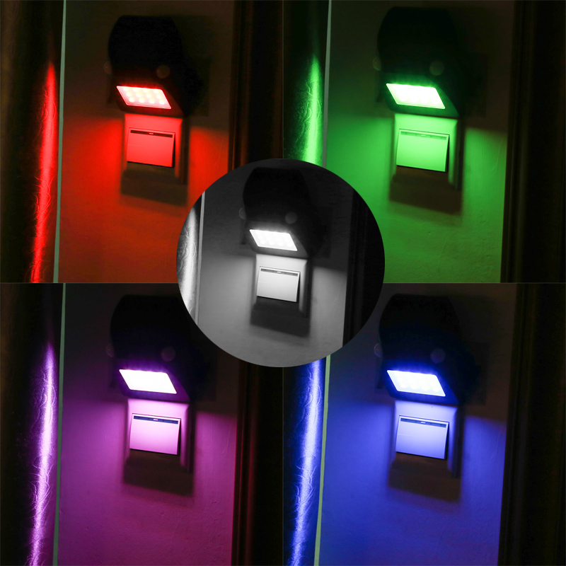 Outdoor Led Light Ip65 Waterproof Pir Sensor Cts Systems