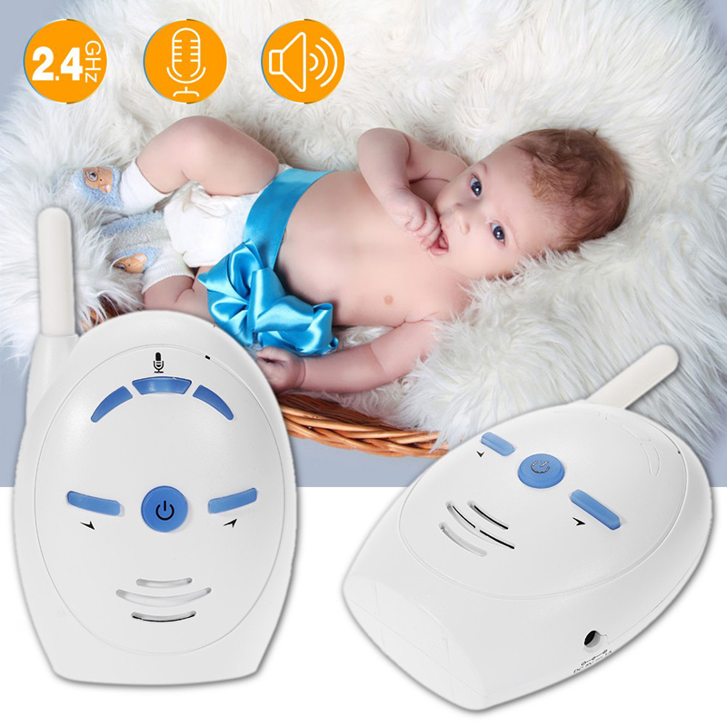 Baby Audio Monitor 2 4ghz Wireless Cts Systems