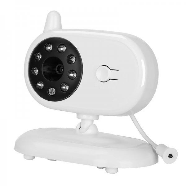 white baby monitor