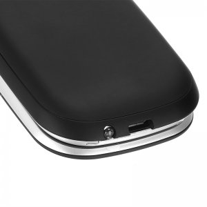 side view of a cell-phone