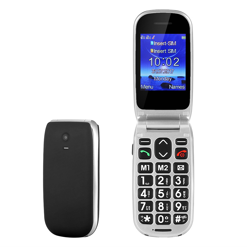 Senior Phone Enjoy W72 Large Sos Button Cts Systems
