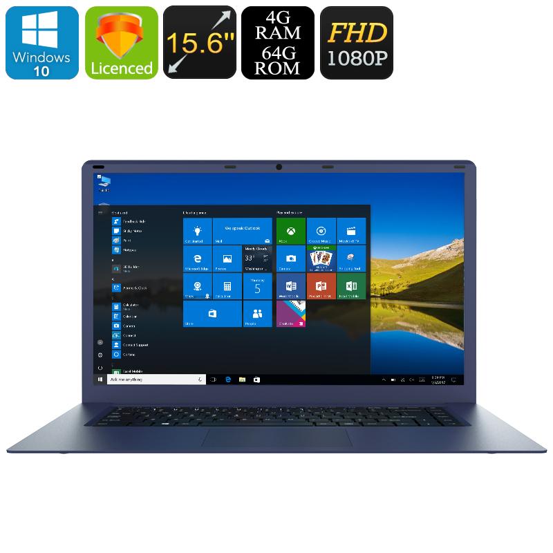T-Bao Tbook R8 Windows Laptop - 15 6 Inch FHD Screen, Bluetooth 4 0,  Licensed Windows 10 Home, Quad-Core CPU, 4GB DDR3L RAM