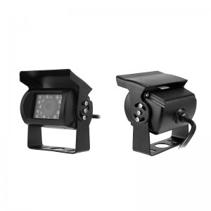 4-Channel Car DVR-night vision