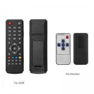 4-Channel Car DVR