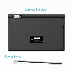 Wireless Graphics Tablet