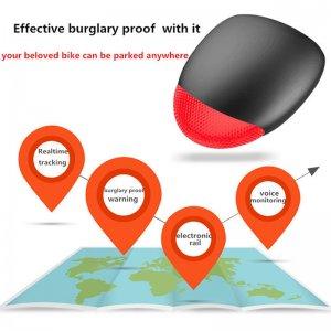 GPS Tracker Tail Light