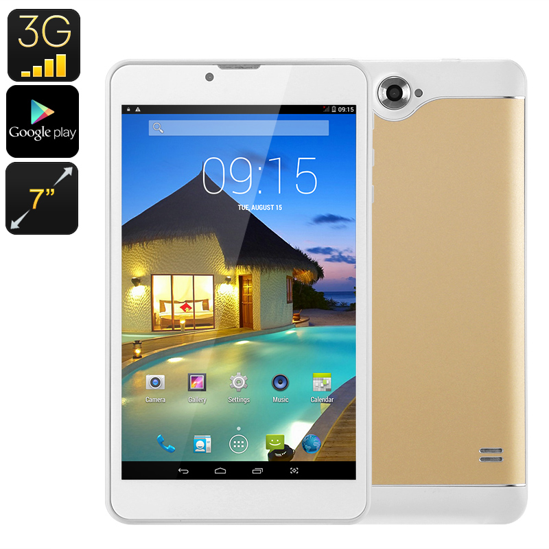 3g Android Tablet Dual Imei 7 Inch Hd Display Cts Systems