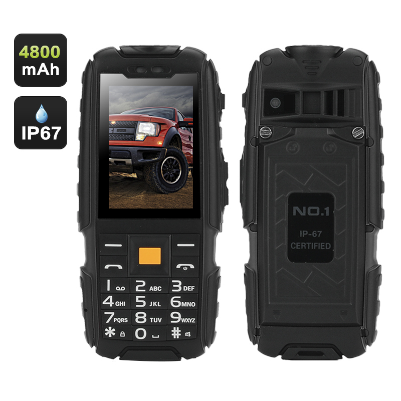 Rugged Builders Phone With Dual Imei Dust Proof Shock Flash Light Fm Radio Bluetooth Camera Gold 90 00 Builder