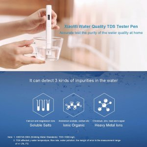 Water Quality Tester Pen